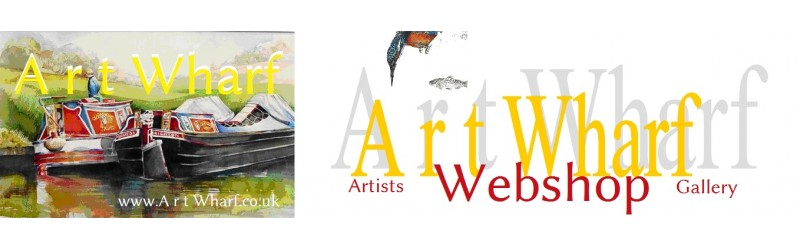 Guild of Waterway Artist webshop