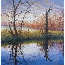'Autumn Ripple'  by Michael Salt