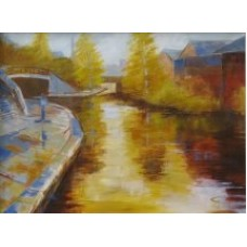 'Digbeth Junction' - (Autumn) by Sarah Pressland