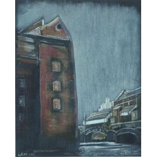 'Union Mill Building' Wolverhampton by Louise Moore