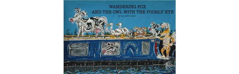 Wandering fox and the owl with the poorly eye